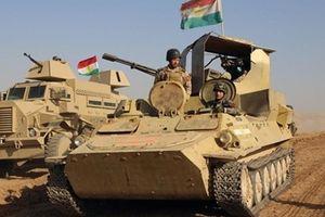 Thiếu Mỹ, người Kurd vẫn đánh đuổi được IS khỏi miền Đông Syria