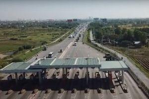 Nguy cơ mất an toàn trên cao tốc TP Hồ Chí Minh-Trung Lương sau khi tạm dừng thu phí