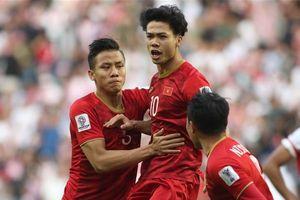 Sau Quang Hải, đến lượt Công Phượng 'vô đối' trên trang chủ AFC
