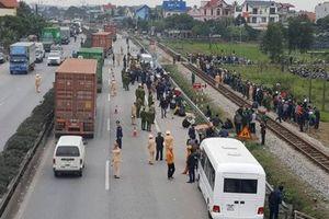 Hải Dương: Khởi tố vụ án xe tải gây tai nạn làm 8 người chết