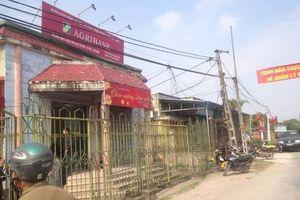 Thái Bình: Truy bắt đối tượng cướp ngân hàng giữa trưa