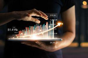 Phiên sáng 23/1: Cổ phiếu ngân hàng tiếp tục giữ nhịp cho thị trường