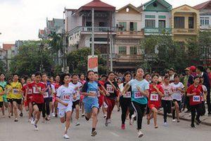 Bắc Giang: Tổ chức Ngày chạy Olympic vì sức khỏe toàn dân năm 2019
