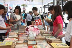 Lễ hội Đường sách Tết Kỷ Hợi 2019 tại Thành phố Hồ Chí Minh