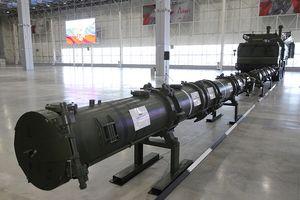 Nga công khai tên lửa bị Mỹ tố vi phạm hiệp ước INF