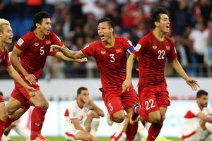 Những 'cái nhất' của tuyển Việt Nam tại tứ kết Asian Cup 2019