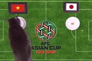 Mèo Cass dự đoán Việt Nam thắng Nhật Bản