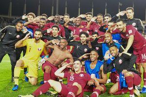Nhiều đội tuyển ở Asian Cup học kiểu ăn mừng của Bùi Tiến Dũng