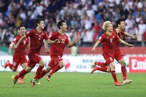 'Tuyển Việt Nam vào tứ kết Asian Cup là sự tươi mới'