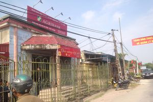 Nam công nhân cướp 200 triệu tại ngân hàng ở Thái Bình sa lưới