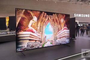 TV 8K của Samsung giới thiệu tại CES 2019 có gì đặc biệt?
