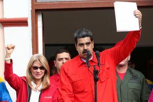 Nga cảnh cáo Mỹ không được can thiệp quân sự vào Venezuela