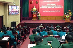 Quận Thanh Xuân nâng cao chất lượng tuyển chọn công dân nhập ngũ