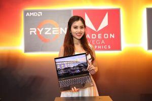 HP Việt Nam ra mắt sản phẩm máy tính dùng chip AMD