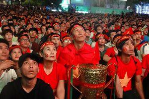 Các điểm lý tưởng xem và cổ vũ trận tứ kết Việt Nam - Nhật Bản