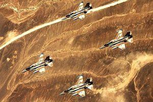 Israel lại rình tập tập kích, Syria căng thẳng thần kinh