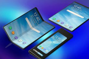Smartphone gập lại của Samsung sẽ có pin bé hơn kỳ vọng