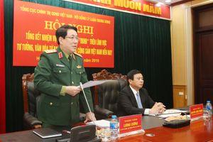 Tổng kết nhiệm vụ phòng, chống 'diễn biến hòa bình' trên lĩnh vực tư tưởng, văn hóa