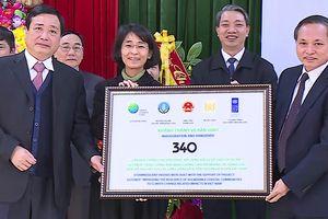 Bàn giao 340 nhà an toàn cho người dân tỉnh Thanh Hóa