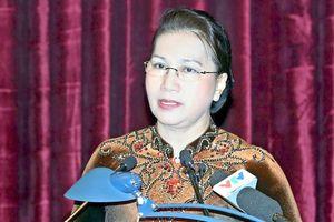 Chủ tịch Quốc hội Nguyễn Thị Kim Ngân: Tập trung kiểm tra toàn diện công tác cán bộ