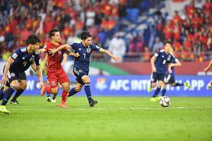 Việt Nam - Nhật Bản 0-1: VAR lại đem niềm vui về cho Nhật Bản