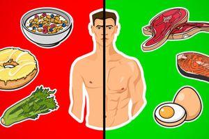 Những thực phẩm giúp tăng cân và cơ bắp cho người gầy kinh niên