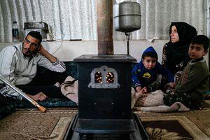 Khốn khổ các gia đình Syria trong thành trì của phiến quân IS