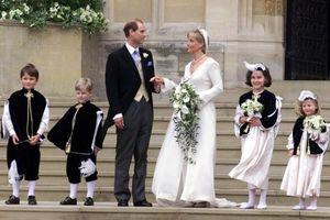 Ảnh hiếm về những đám cưới Hoàng gia Anh tại Lâu đài Windsor