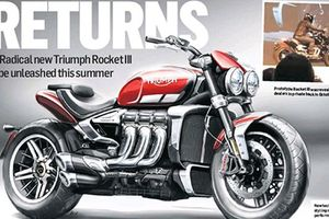 'Soi' siêu môtô Triumph Rocket III 2020 dùng động cơ khủng