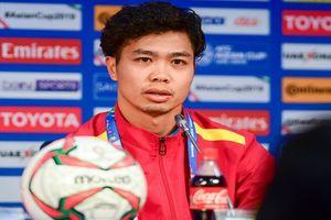 Công Phượng: 'Việt Nam sẵn sàng đánh bại Nhật ở tứ kết Asian Cup 2019'