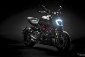 Chi tiết Ducati Diavel 1260 mới giá từ 430 triệu đồng