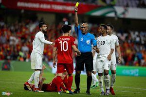 3 cầu thủ Việt Nam có nguy cơ treo giò nếu nhận thêm thẻ phạt trong 'đại chiến' với Nhật Bản