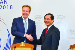 Dấu ấn hội nhập, liên kết kinh tế Việt Nam 2018