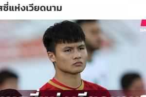 Báo Thái sẵn sàng công nhận Quang Hải là Messi nếu tỏa sáng trước Nhật Bản