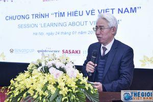 Quảng bá văn hóa qua 'Ngày tìm hiểu về Việt Nam'