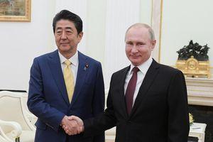 Nga, Nhật nỗ lực hướng đến hòa ước