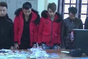 Hưng Yên: Triệt phá đường dây đánh bạc khủng qua mạng của 'trùm' 9X