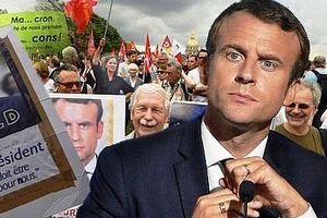Ván cược lớn của Tổng thống Pháp