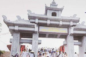 Vùng đất của danh thắng, chùa cổ