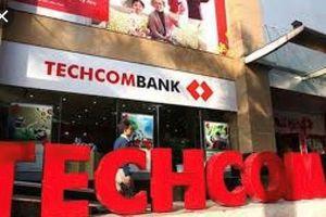 Techcombank báo lãi trước thuế 10.661 tỷ đồng, đứng thứ hai chỉ sau Vietcombank