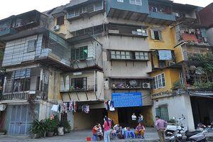 Đề xuất điều chỉnh Luật 'gỡ vướng' cải tạo chung cư cũ