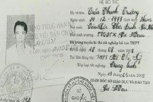 Sử dụng bằng tốt nghiệp giả, Trưởng Công an xã Tân Lộc bị cách chức