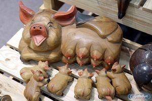 Nhà sử học Dương Trung Quốc với 'Con giáp của tôi - Lợn sung túc'