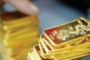 Giá vàng hôm nay điều chỉnh tăng nhẹ