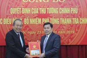 Phó Bí thư Tỉnh ủy Quảng Ngãi làm Phó Tổng Thanh tra Chính phủ