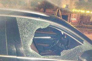 Xe Audi Q5 bị trộm đập kính lấy 35 triệu đồng