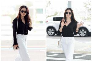 Gu thời trang vạn người mê của nữ diễn viên Song Ye Jin