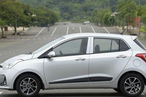 Hyundai i10 2019 lộ diện với hàng loạt thay đổi đáng chú ý