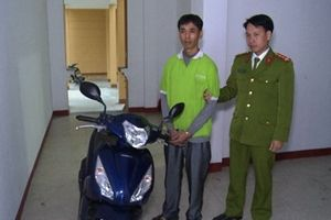 Đã bắt được đối tượng cướp ngân hàng Agribank ở Thái Bình