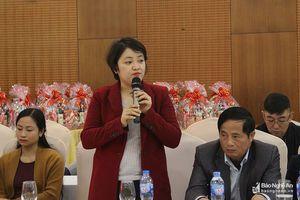 Nghệ An: Doanh nghiệp vẫn gặp khó khăn về điện, nước sản xuất